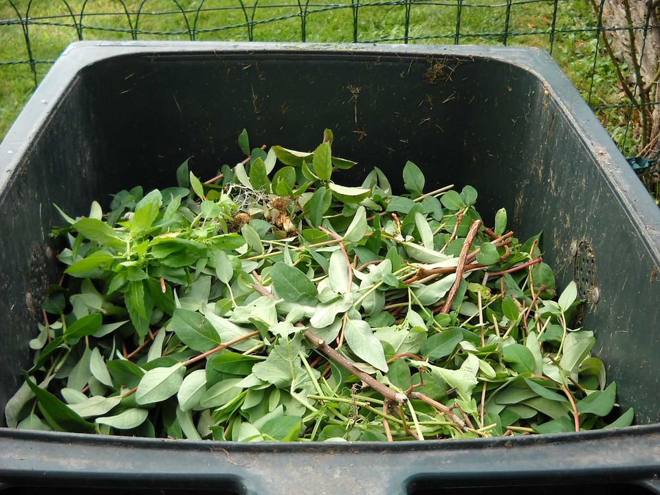 Green waste recycling